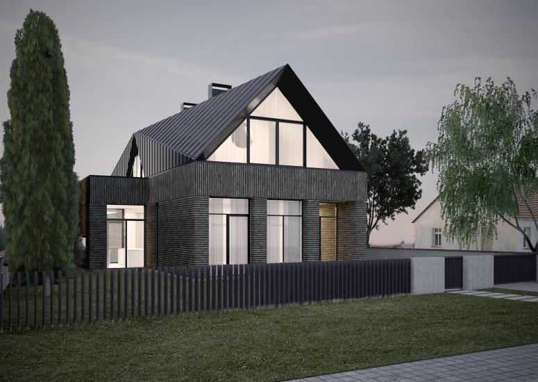2014 Дом в Вилниусе